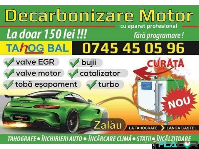 Decarbonizare motor cu hidrogen Zalau - 1/1