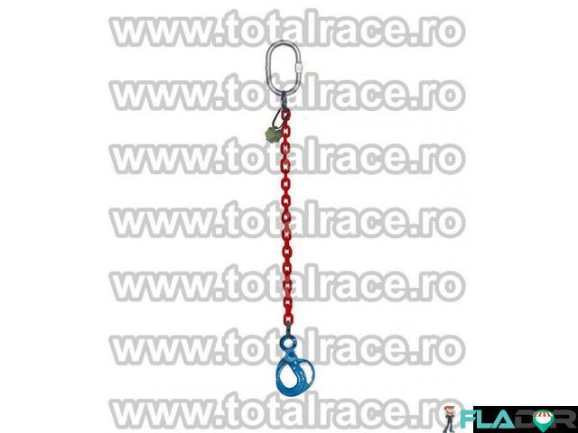 Sisteme ridicare  lanturi grad 100 cu 1 brat Total Race - 2/3