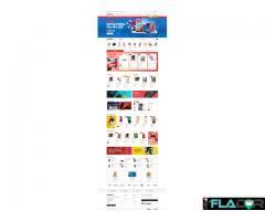 Creare Magazine Online la Cheie. Creare Site Web SuperMarket +CRM-ERP