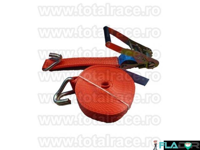 Chingi textile de ancorare cu clichet - 1/4