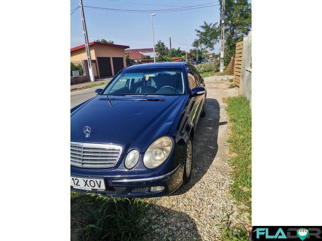 Vând Mercedes E class 2002 - 4/6