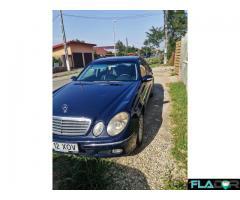Vând Mercedes E class 2002 - Imagine 4/6
