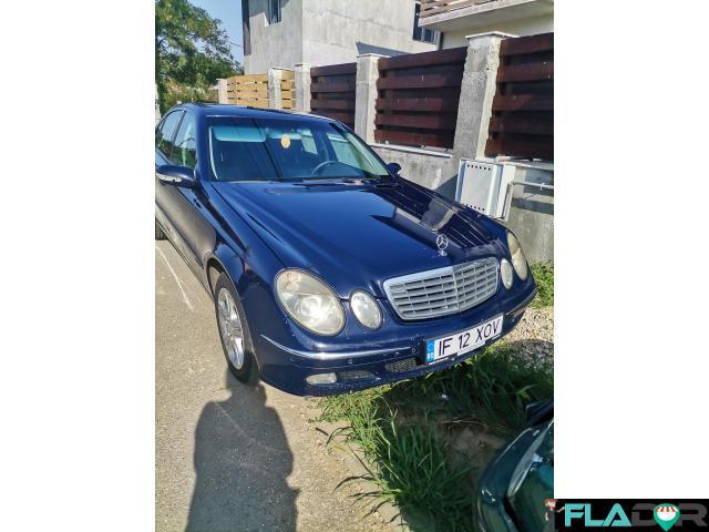 Vând Mercedes E class 2002 - 5/6