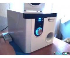 Vand sistem audio serioux, 2.1
