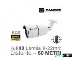 Camera De Supraveghere 2.4MP FULL HD, Senzor Sony- Lentila Varifocala
