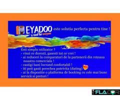 Platforma Heyadoo- pachete speciale