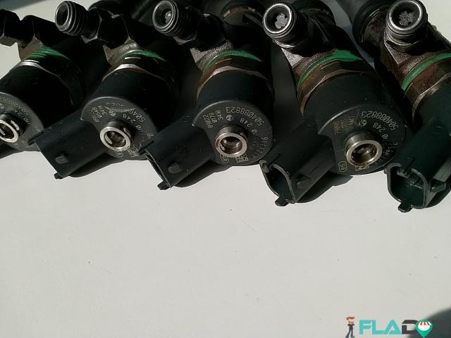 0445110247 504088823 Injector 0445110248 Fiat Ducato / Iveco Daily IV 3.0 D / Iveco Massif 3.0 HPI / - 6/6