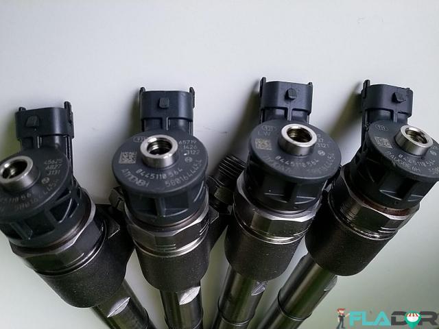 Injector Bosch Cod 0445110564 5801644454 Iveco Daily VI / Citys / Line / Tourys 40C 50C 60C 65C HD - 6/6