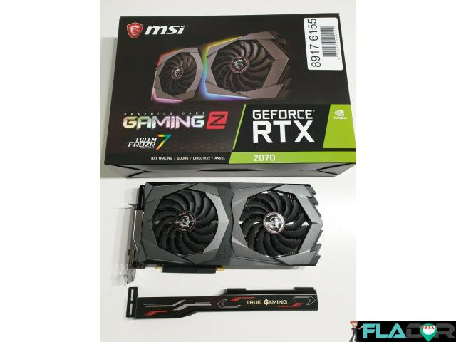 MSI GeForce RTX 2070 Gaming Z 8G Gaming - 1/3