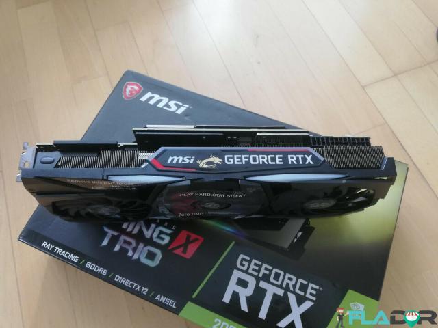 For sale MSI GeForce RTX 2080 Ti GAMING X TRIO - 2/3