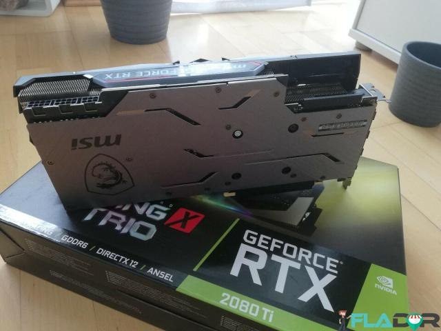 For sale MSI GeForce RTX 2080 Ti GAMING X TRIO - 3/3