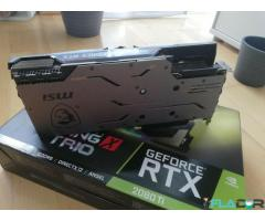 For sale MSI GeForce RTX 2080 Ti GAMING X TRIO