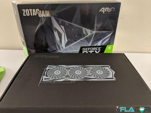 ZOTAC GAMING GeForce RTX 2070 AMP - 1/3