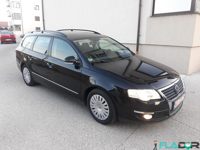 Volkswagen Passat an 2007 //BMR//170Cp - 1/6