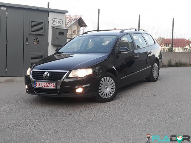 Volkswagen Passat an 2007 //BMR//170Cp - 3/6