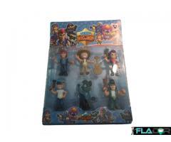 Set de 6 figurine Brawl Stars
