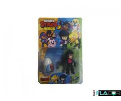 Set o figurina si un ou surpriza Brawl Stars Heroes 2