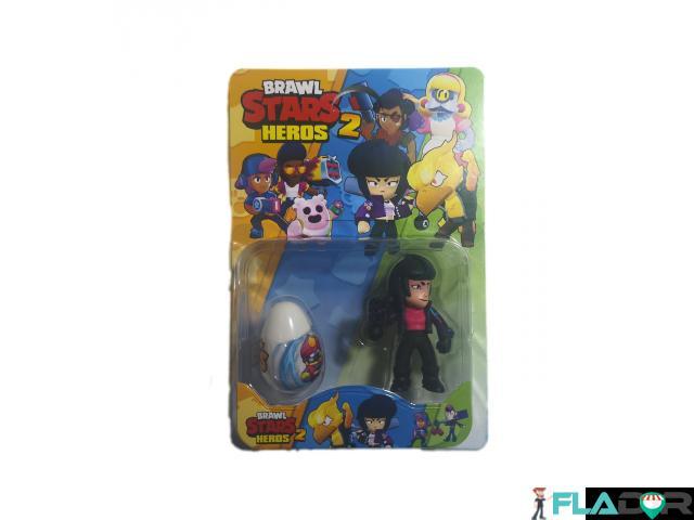 Set o figurina si un ou surpriza Brawl Stars Heroes 2 - 2/2