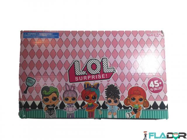 Figurina LOL Surprise mic - 1/3