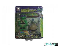 Figurina Testoasele Ninja Turtle Armor Warriors -Donatello - Purple