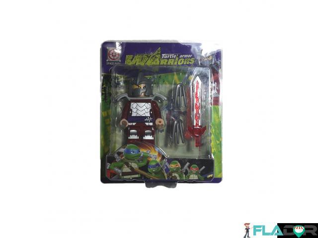 Figurina Testoasele Ninja Turtle Armor Warriors - Shredder - 1/2
