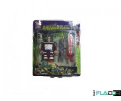 Figurina Testoasele Ninja Turtle Armor Warriors - Shredder