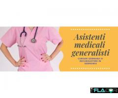 Asistent medical generalist pentru Germania