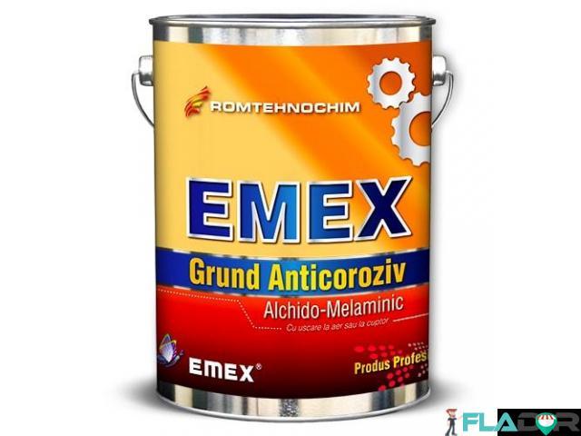 Grund Anticoroziv de Cuptor Alchido-Melaminic EMEX - 1/1