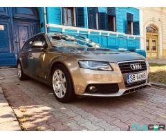Vand Audi a4 b8