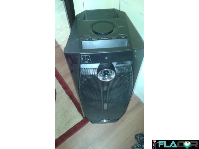 Sistem audio SONY GTK-X1BT, 500W, Bluetooth, NFC - 1/1