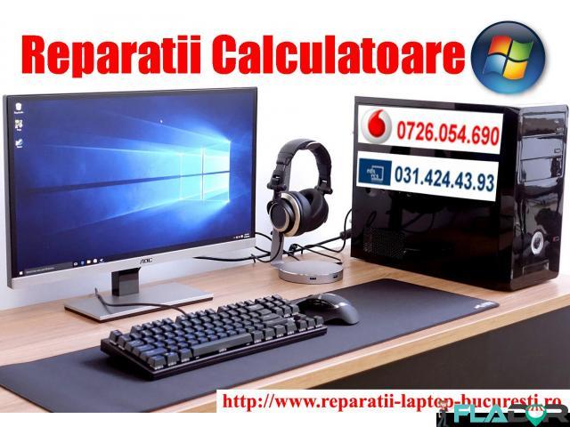INSTALARE WINDOWS BUCURESTI - REPARATII CALCULATOARE - REPARATII LAPTOPURI - 3/6