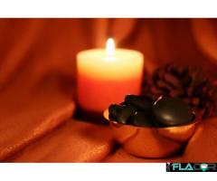 Masaj de relaxare ,terapie tantrica la salon sau la domiciliul clientului