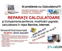 Reparatii calculatoare-Laptop Non-Stop