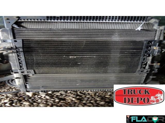 Radiator apa + intercooler +clima  MERCEDES BENZ ACTROS 1840 LS. - 1/1
