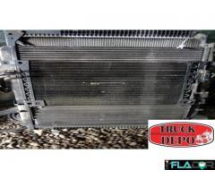 Radiator apa + intercooler +clima  MERCEDES BENZ ACTROS 1840 LS.