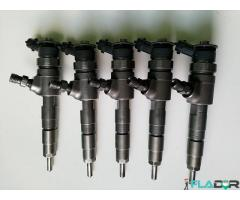 Injector Bosch cod 0445110489 0445110488 CV6Q 9F593 AA Ford Focus Transit Connect 1.5 1.6 TDCI