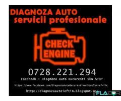 Diagnoza auto\tester auto in bucuresti ieftin - orice marca