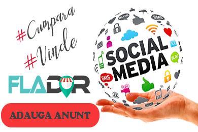 Flador.ro in Social Media